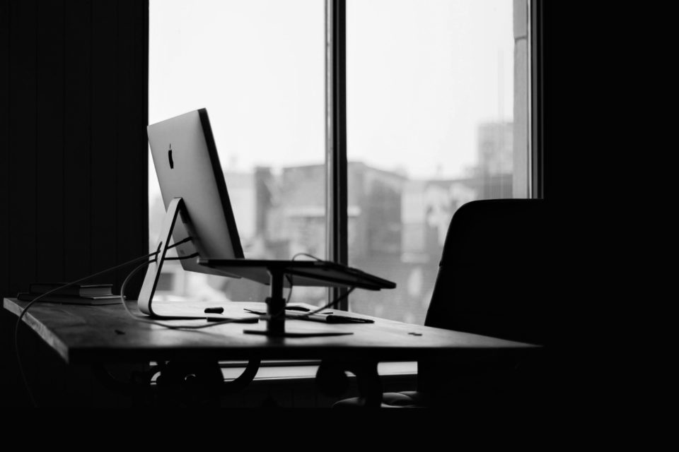 office-laptop-bw